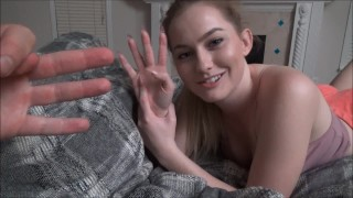 Testvérével szexelt a lány tesó